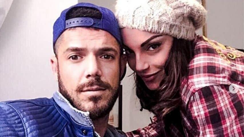 Giorgio Tambellini e Francesca De Andrè. Immagine: Giorgio Tambellini/Instagram