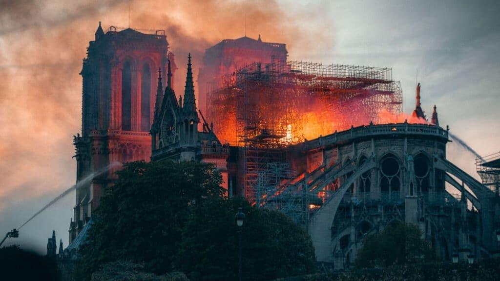 Le donazioni per la cattedrale di Notre-Dame son in ritardo