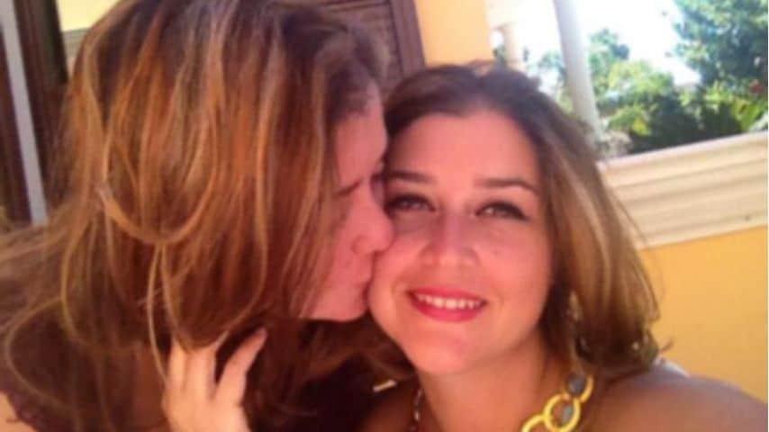 Marianna Greco e la sorella gemella, Giovanna. Immagine: Giovanna Greco/Facebook