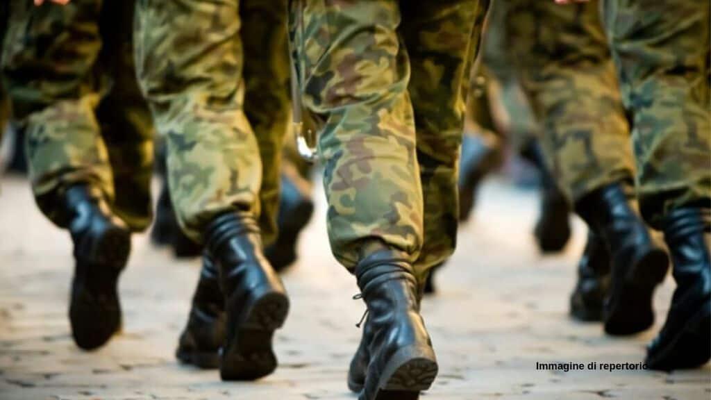 Militari (Immagine di repertorio)