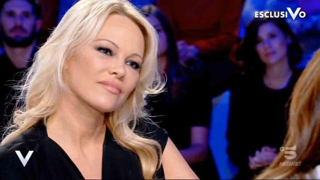 Pamela Anderson Rami: finita malissimo la storia d'amore tra i due