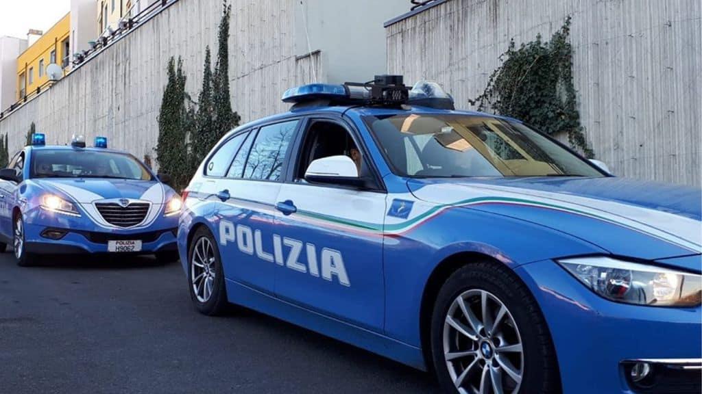 Polizia di Viterbo Immagine Questura di Viterbo Facebook