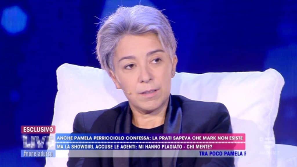 La verità di Pamela Perricciolo a Live