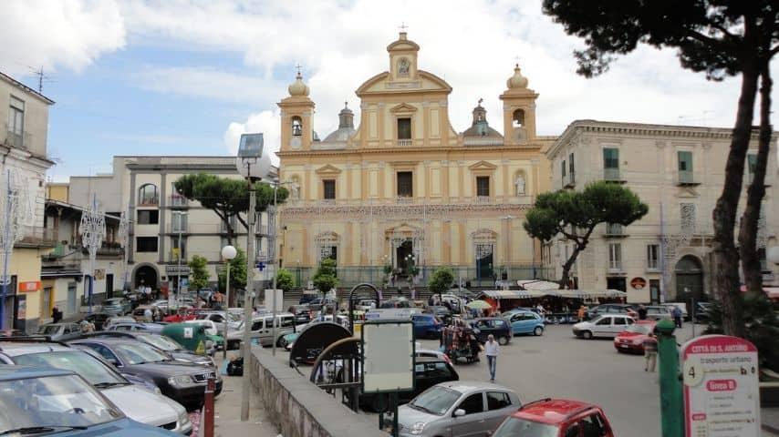 Sant'Antimo. Immagine: Sito Comune di Sant'Antimo