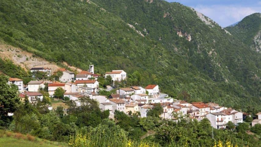Serravalle di Carda, dove viveva la donna. Immagine: Sito Agriturismi di Italia