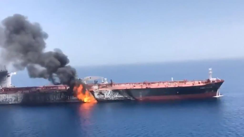 attacco petroliera