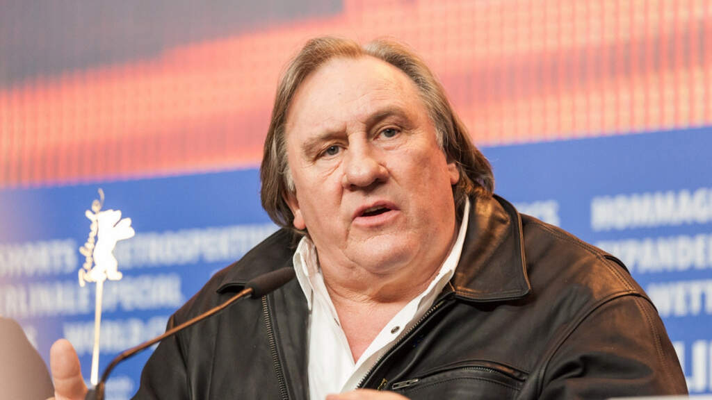 Gérard Depardieu, inchiesta per stupro archiviata