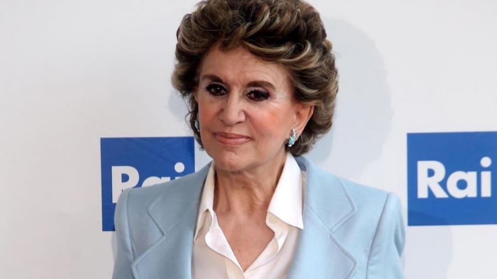 La giornalista Franca Leosini