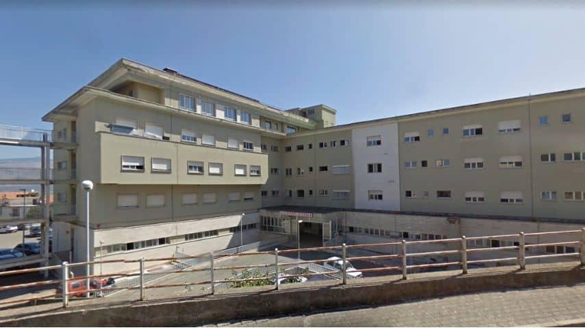 L'ospedale di Roccadaspide