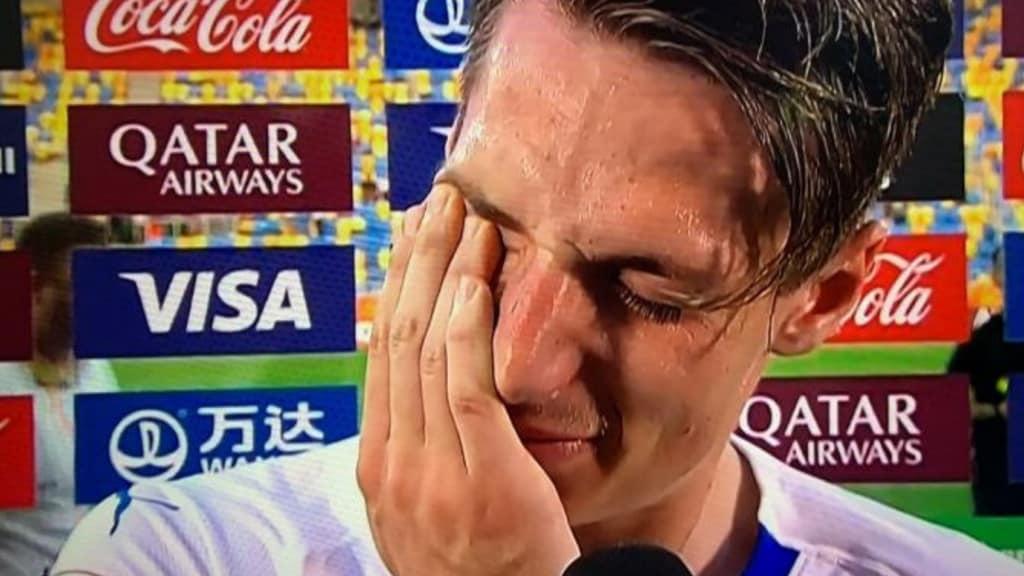 Italia fuori dai Mondiali Under 20, Pinamonti in lacrime: