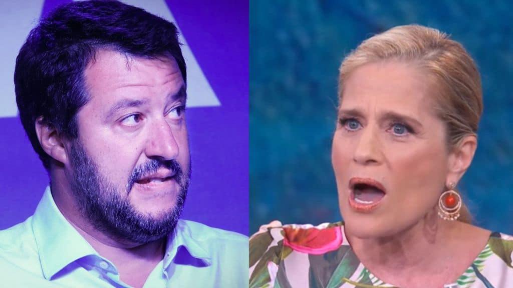 Heather Parisi contro Salvini: la replica al messaggio sul Grande Fratello