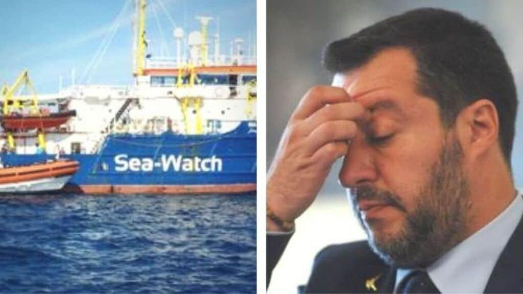 Sea Watch, indagata la capitana. Rischia fino a 15 anni di carcere