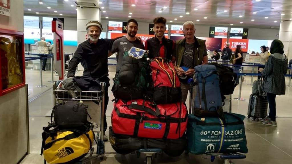 Pakistan, salvi gli italiani travolti da valanga