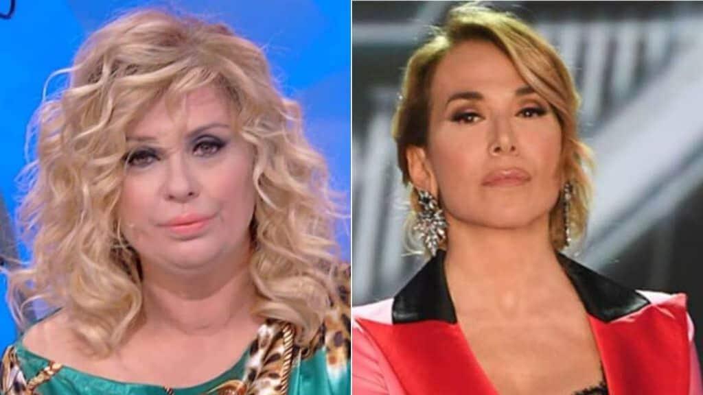 Tensione tra Tina Cipollari e Barbara d'Urso? Ecco cosa è successo