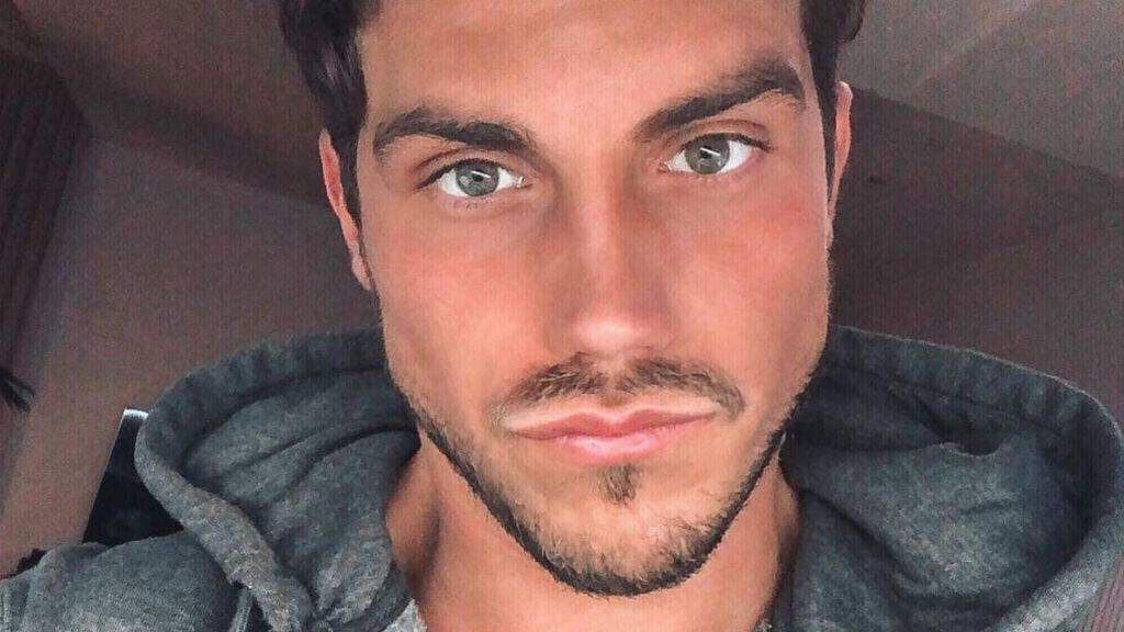 Daniele Dal Moro in una foto su Instagram