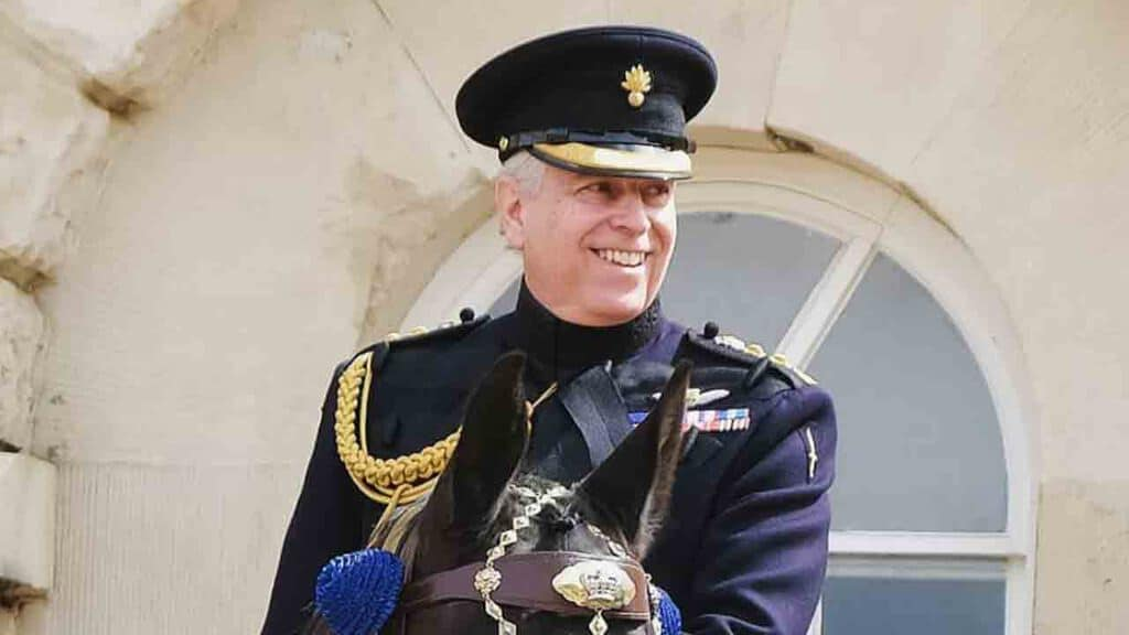 Duca di York Andrea