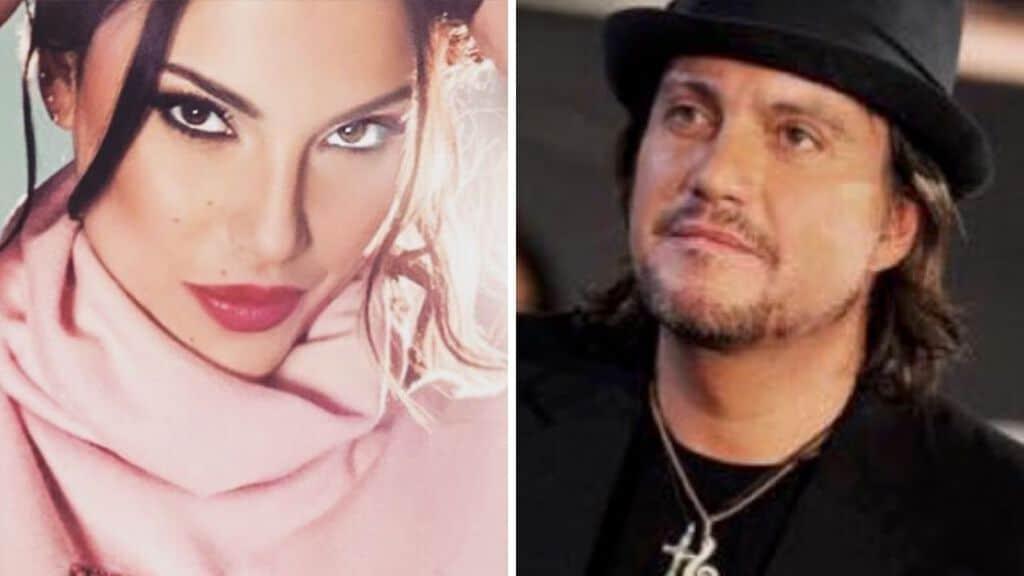 Francesca e Cristiano De André Instagram