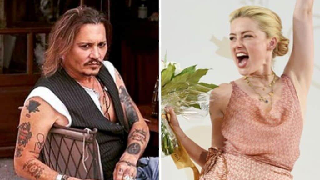Johnny Depp, Amber Heard Instagram