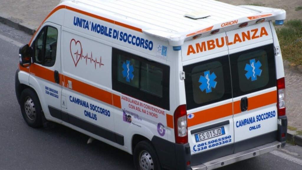 ambulanza campania