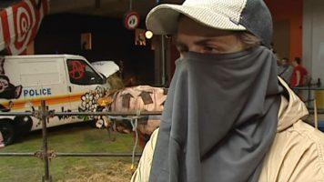 Bansky in un video del 2003