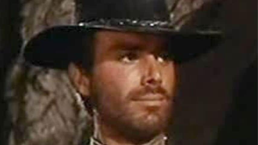 È morto George Hilton, volto icona degli Spaghetti Western