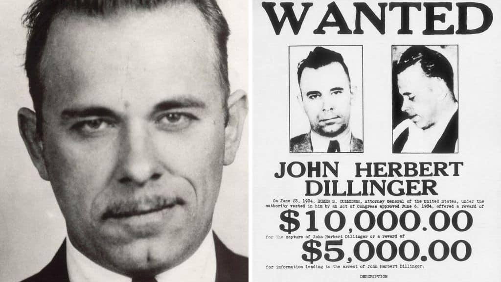 John Dillinger, il nemico pubblico numero 1