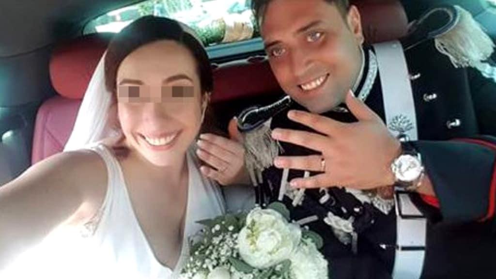 Carabiniere ucciso a Roma con la moglie