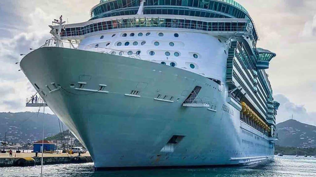 Porto Rico, bambina muore precipitando da nave da crociera