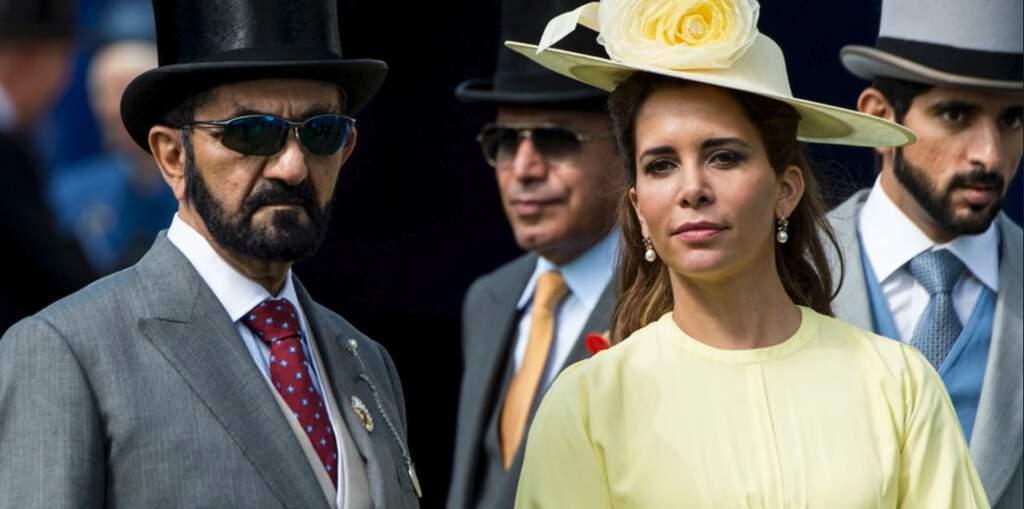 La principessa di Dubai fugge dal marito sceicco
