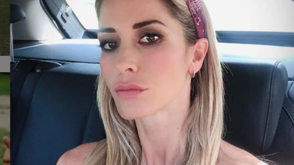 """Elena Santarelli criticata per la magrezza, lei replica: """"Prosciugata dal dolore"""""""