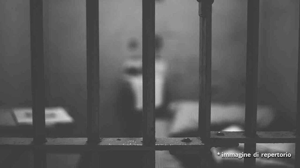 sbarre di una cella