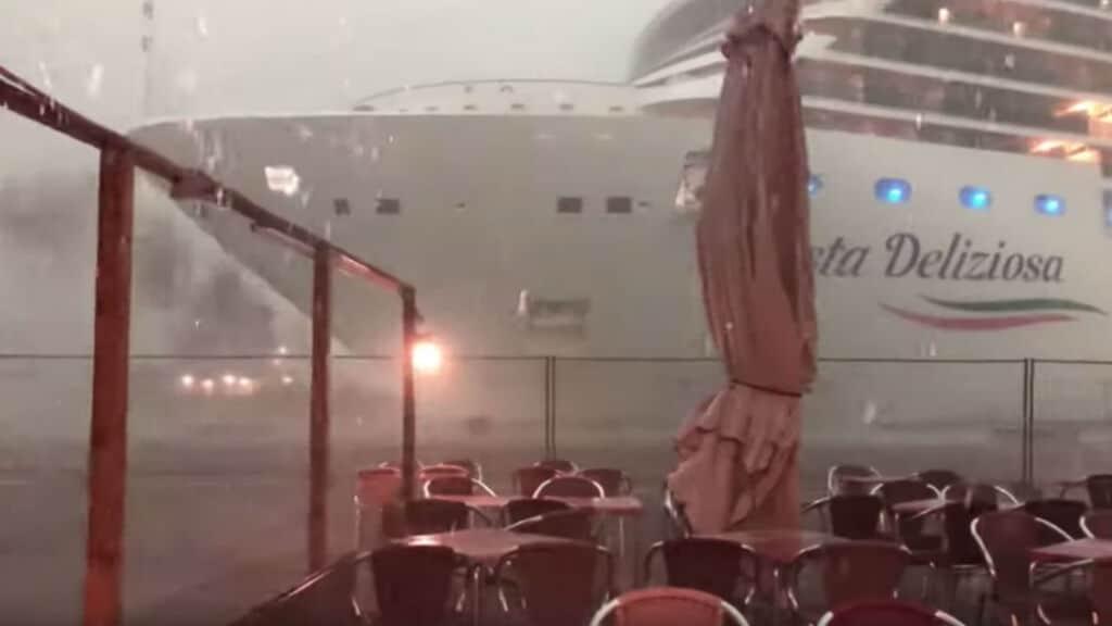 venezia nave