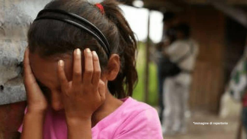 Bambina rapita violentata uccisa Immagine di repertorio