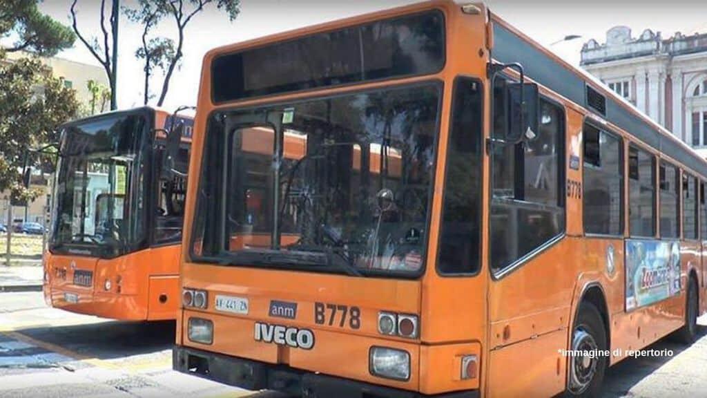 Bus Immagine di repertorio
