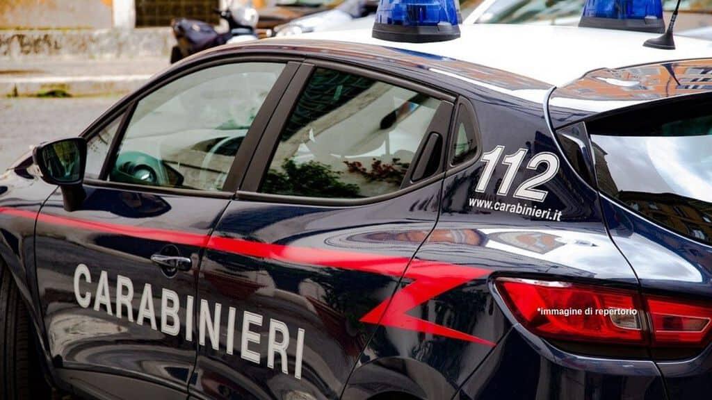 Carabinieri Immagine di repertorio