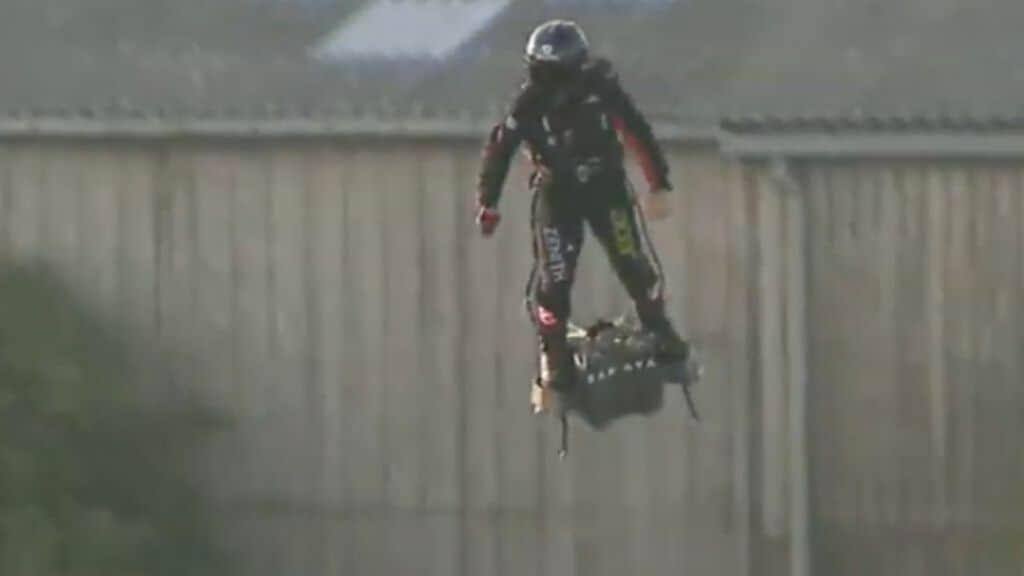 Franky Zapata Flyboard YouTube