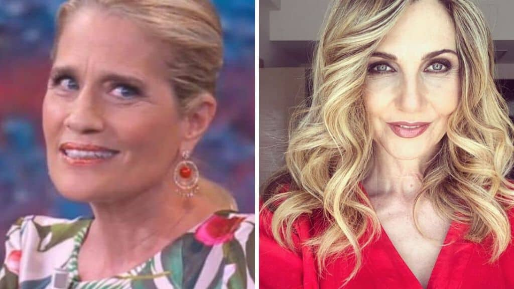Heather Parisi Lorella Cuccarini