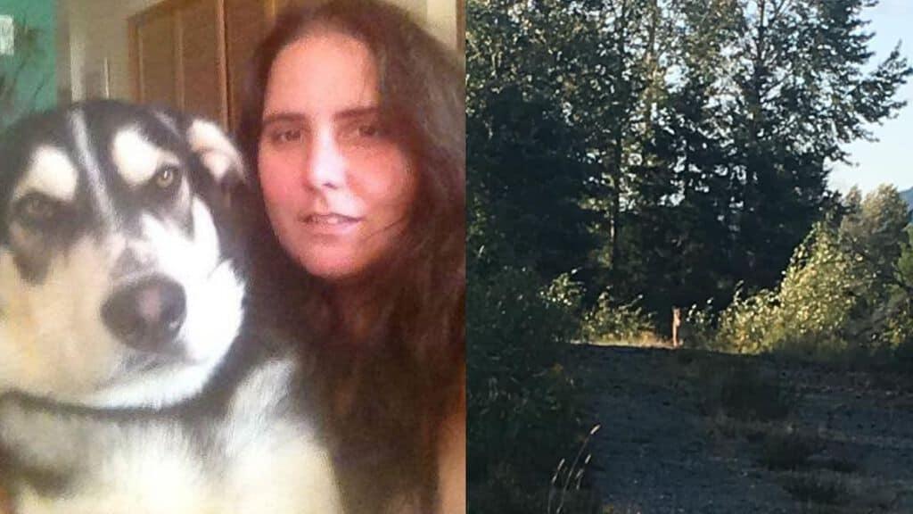 Dee e il suo cane