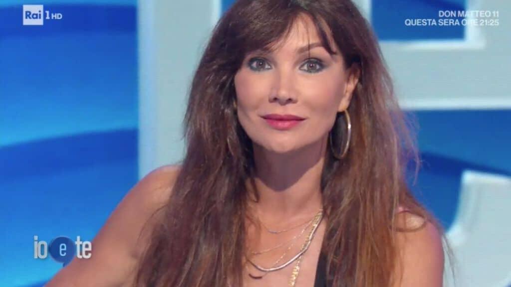 Luisa Corna a Io e Te