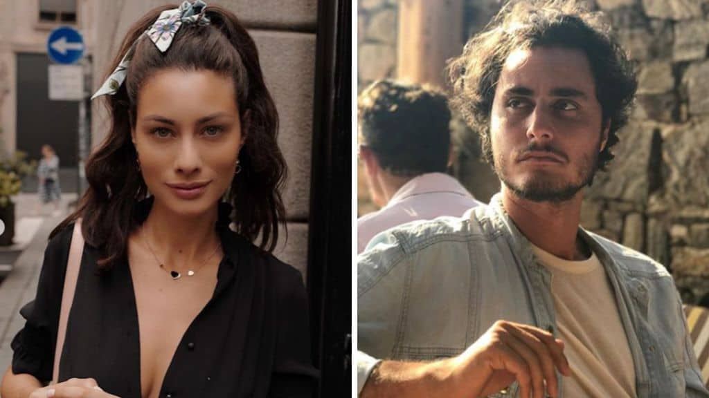 Eros canta a Taormina e spunta una fan di eccezione: Marica Pellegrinelli