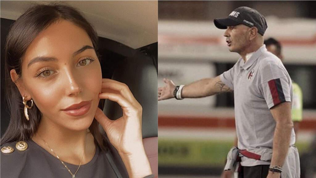 Mihajlovic: figlia e padre