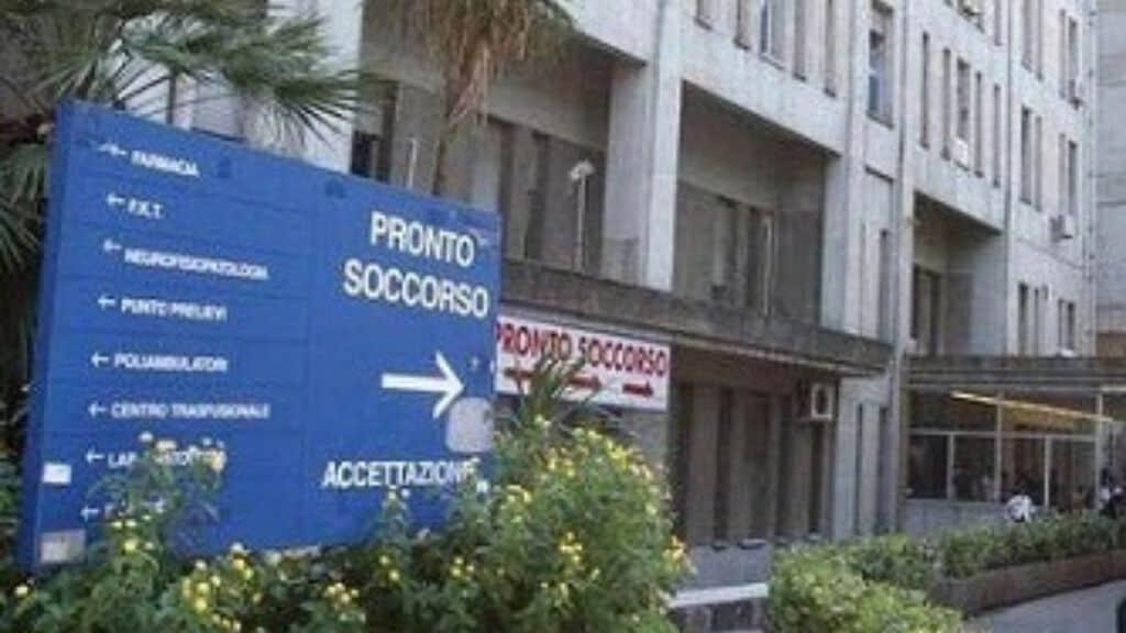 Pronto soccorso ospedale Napoli San Giovanni Bosco
