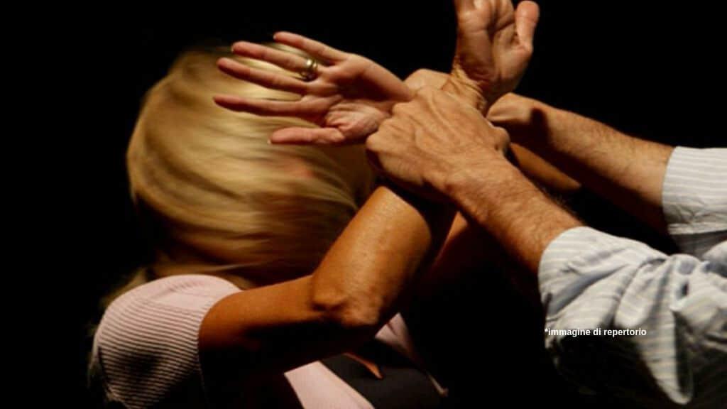 Violenza immagine di repertorio