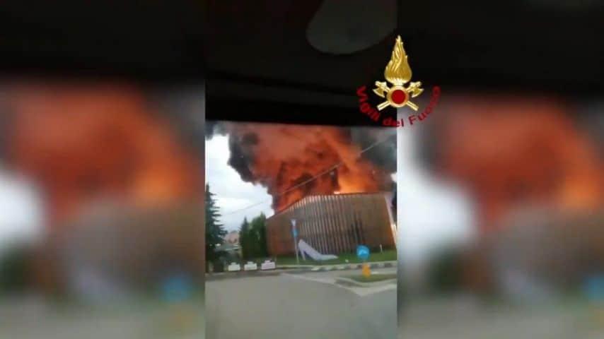 biella azienda fuoco
