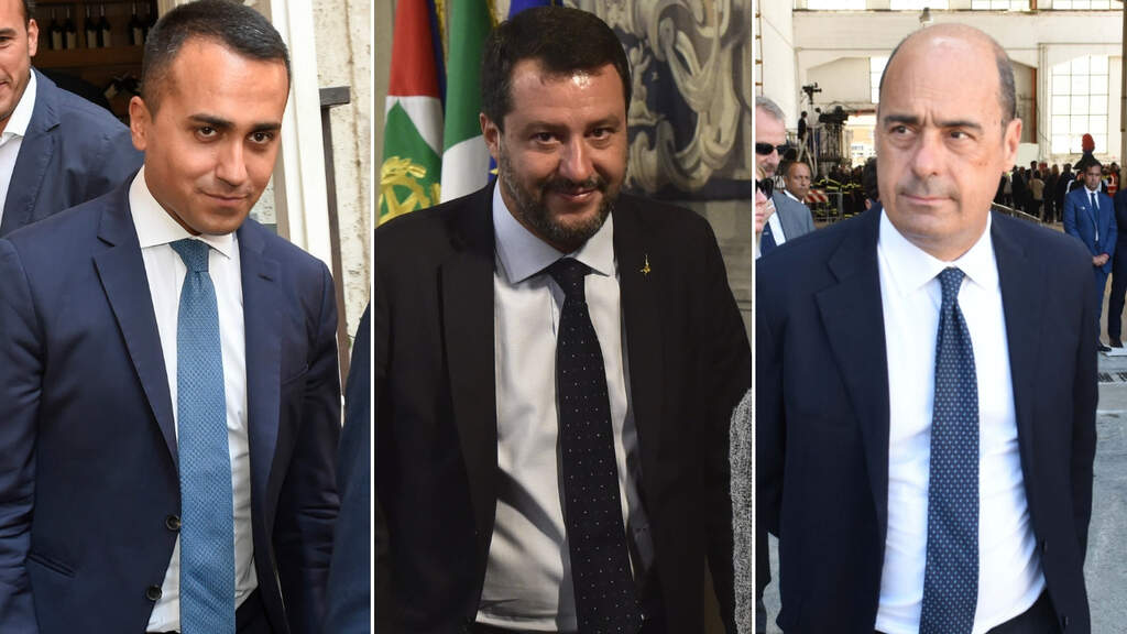 governo pd 5 stelle