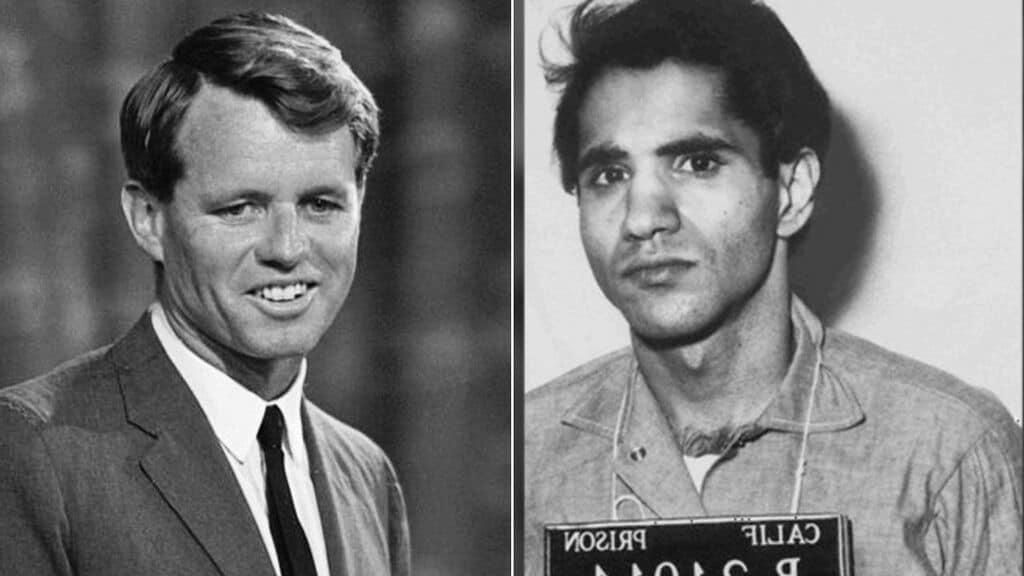 Accoltellato Sirhan Sirhan, l'assassino di Bob Kennedy