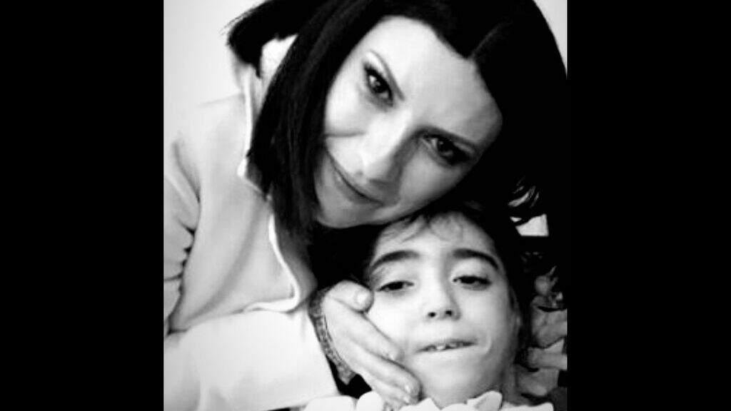 Laura Pausini e Fabio Muroni