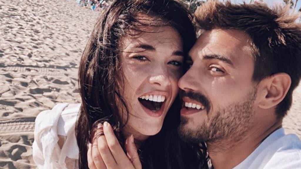 Francesco Monte, baci e tenerezze con Isabella De Candia