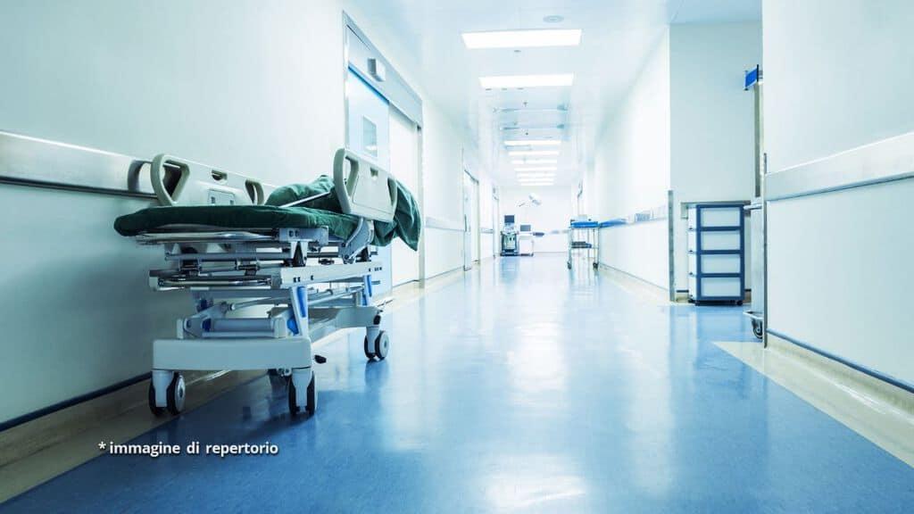 corridoio di ospedalea