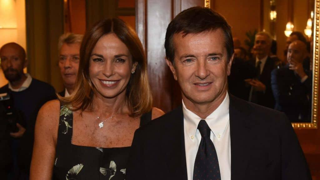 cristina parodi a braccetto col marito giorgio gori al festival del giornalismo